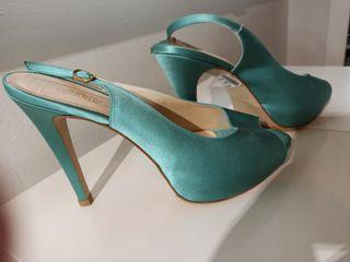 Zapatos mujer tacón alto