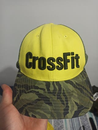 gorra reebok crossfit