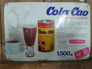 CHAPA COLA-CAO MONTREAL 1976