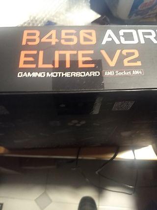 GIGABYTE B450 AOURUS Elite V2