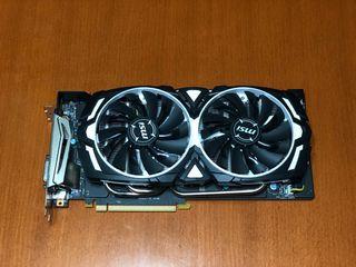 Tarjeta Gráfica MSI GeForce GTX 1070