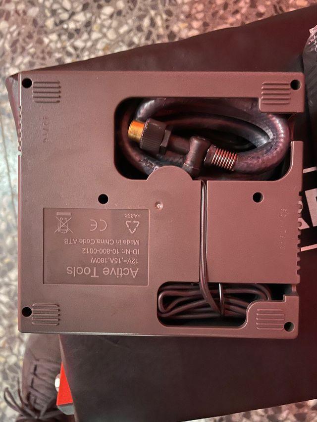 Compresor de aire portátil