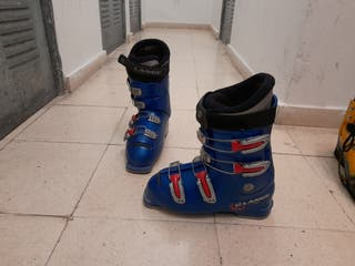 botas de esquí junior