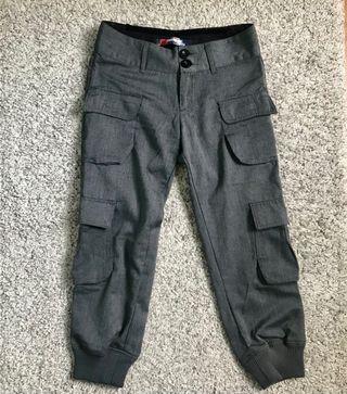 Pantalón pirata Desigual (S)