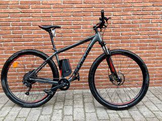 Bicicleta eléctrica FOCUS WHISTLER como nueva