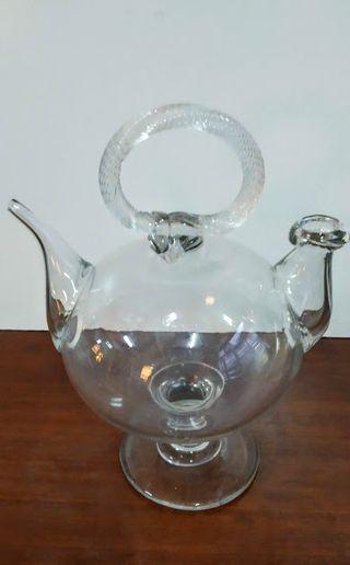 Botijo cristal artesanal