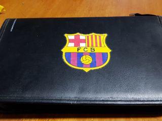 Porta cds Real Club Barcelona