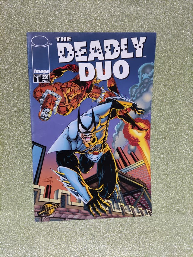 CÓMIC - THE DEADLY DUO