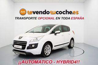 PEUGEOT 3008 Hybrid4 2.0 200cv Auto