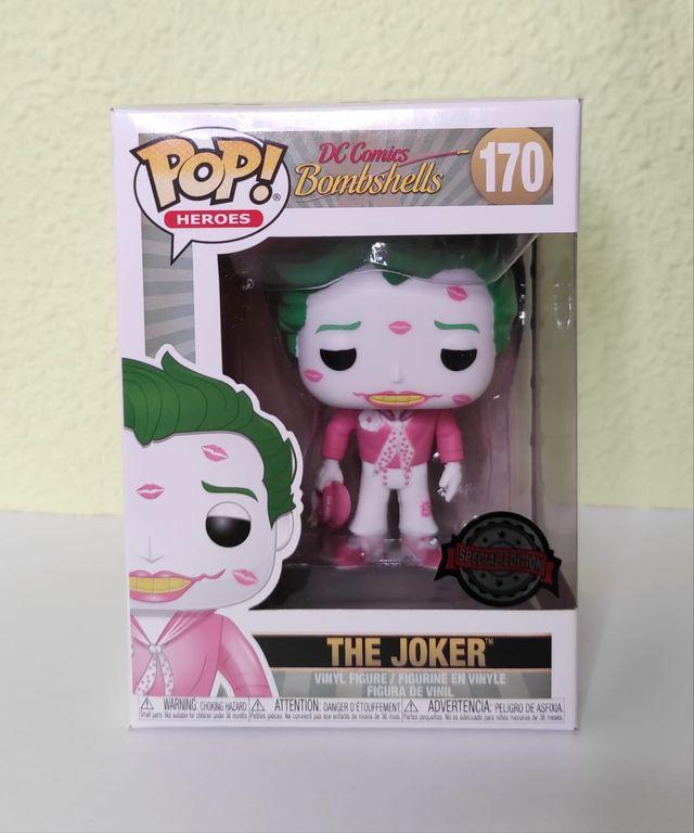 Funko pop the joker dc comics nuevo special edit