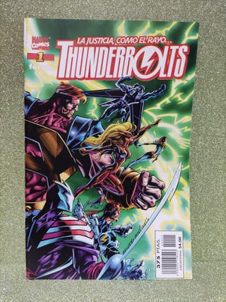 CÓMIC - THUNDERBOLTS