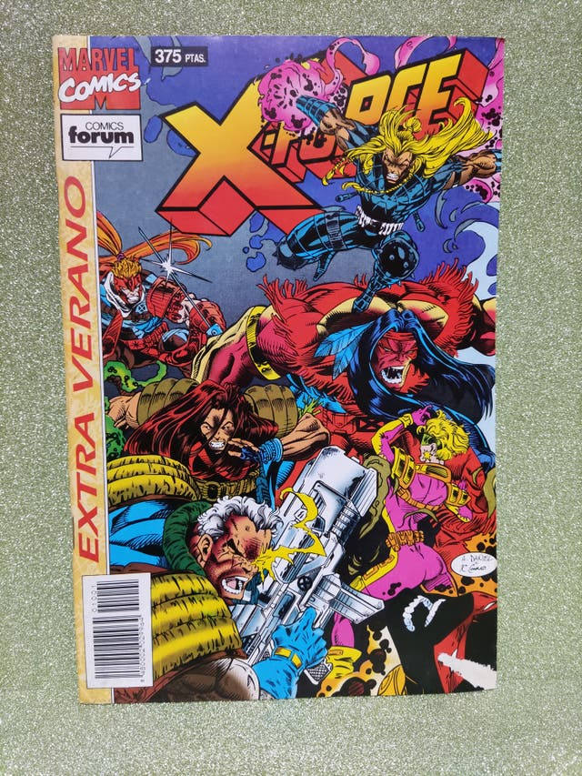 CÓMIC - X-FORCE EXTRA VERANO