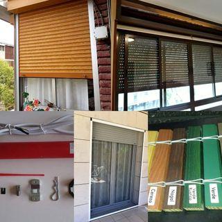 reparación de persianas y montaje de persianas