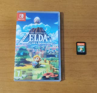 Zelda link's awakening ( Switch )