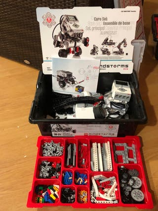 Lego robotix Mindstorms education EV3