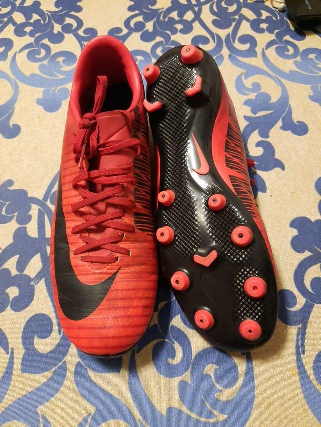 Botas fútbol Mercurial 40