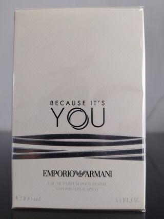 Because it's You Emporio Armani 100ml en EDP