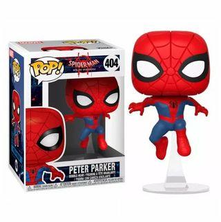 figura Funko Pop Peter Parker Spiderman Marvel