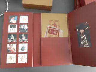 Caja cd Joaquin Sabina Punto y seguido.