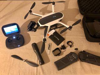 Gopro Drone KARMA + Gopro black