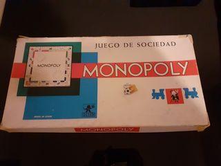 Monopoly antiguo