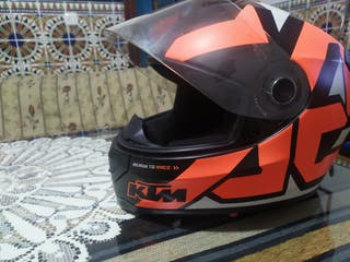Casco KTM NUEVO