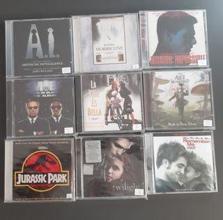 Bandas sonoras 51 cds bso colección.