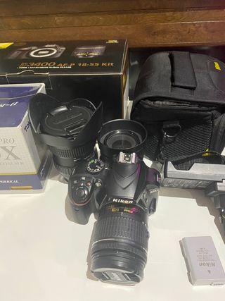 Nikon de 3400