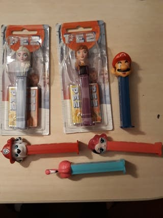 Pack pez candy
