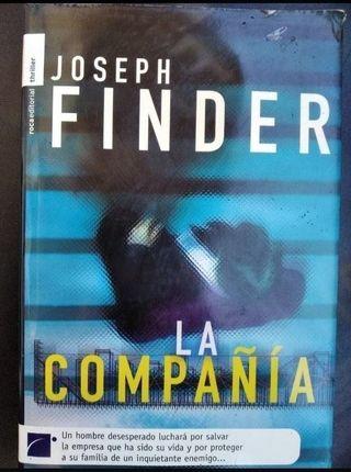 Joseph Finder la compañía novela negra