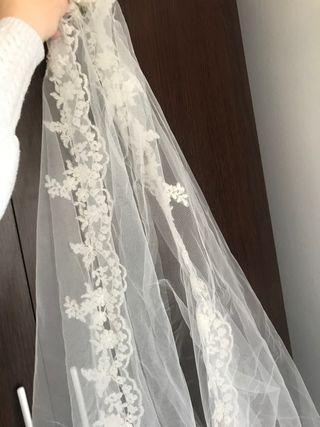 Velo para novia