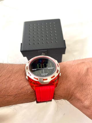 Reloj Diesel DZ1900 rojo