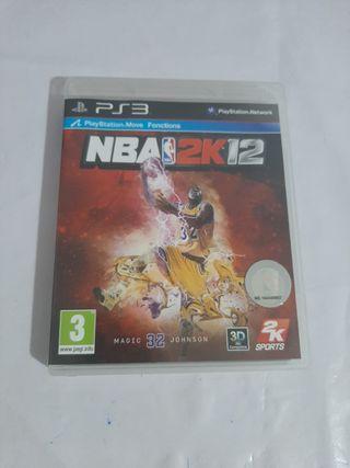PS3 NBA
