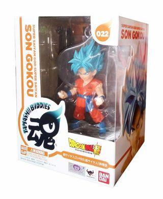 Tamashi buddies Goku NUEVA