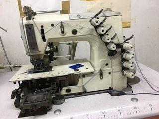 Lote de máquina de coser industrial