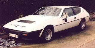 Lotus elite 1972