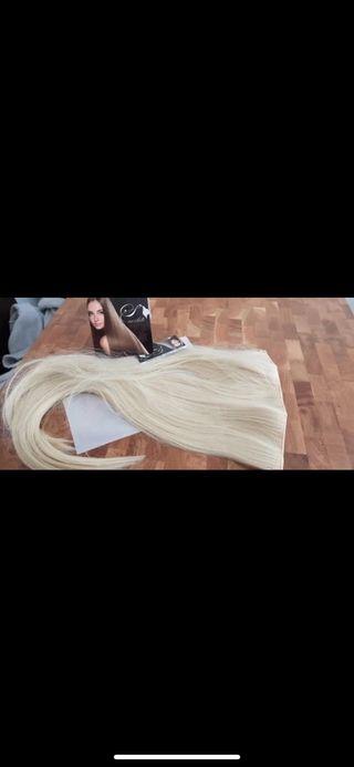 Vendo todo tipo de pelo