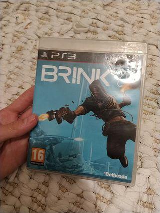 brink juego ps3 play 3