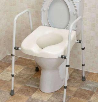 Lote Asiento para WC NRS más Tensiometro