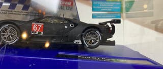 Coche Carrera Ford GT Race Car