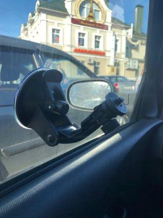 Soporte de succiónUniversal Gopro coche