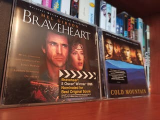 BSO Cold Mountain/Braveheart