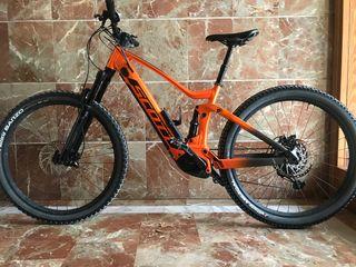Bicicleta electrica ebike scott strike talla M