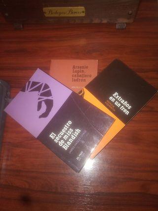 Tres libros