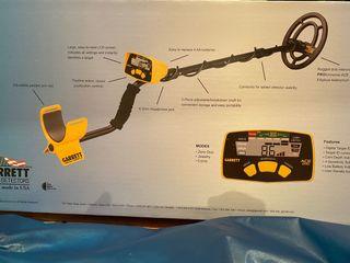 Detector de metales GARRET 200i