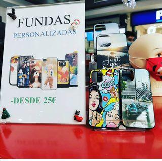 FUNDA DE MÓVIL PERSONALIZADA