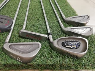 Palos de golf hierros