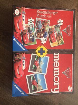 Puzzle pelicula Cars de Disney Pixar