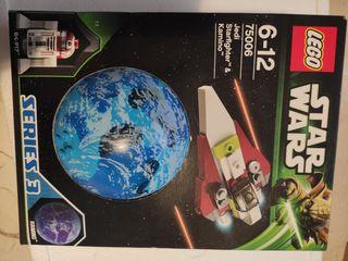 LEGO STARWARS JEDI STARFIGHTER