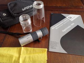 Catalejo - microscopio Geonaute